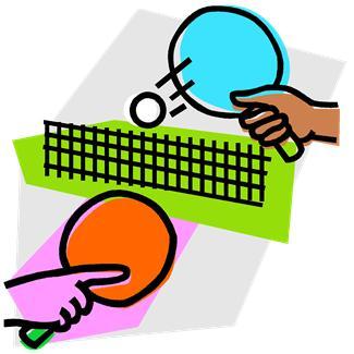 La charte du joueur ppc guewenheim - Dessin tennis de table ...